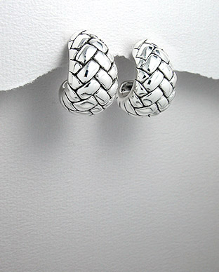 CHIC Sterling Silver Earrings 93-923-99