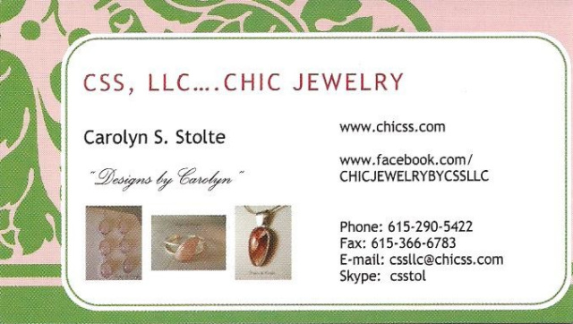 """Designs by Carolyn"""