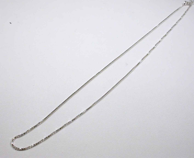 Box Chain in Sterling Silver CB 0936 N