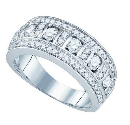 1.00 CT Diamond Fashion Band CSSAR11042/W