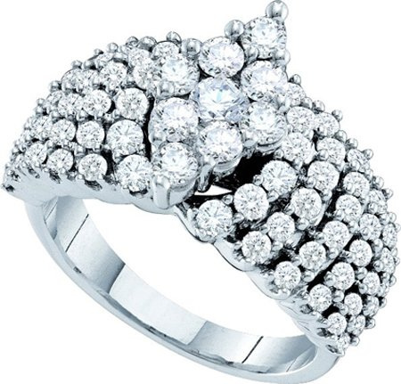 2.00CT Ladies Diamond Ring CSSR39648