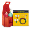 ACETYLENE/OXYGEN SMALL KIT, W/CADDY, TANKS, 5 TIPS SOL-227.00